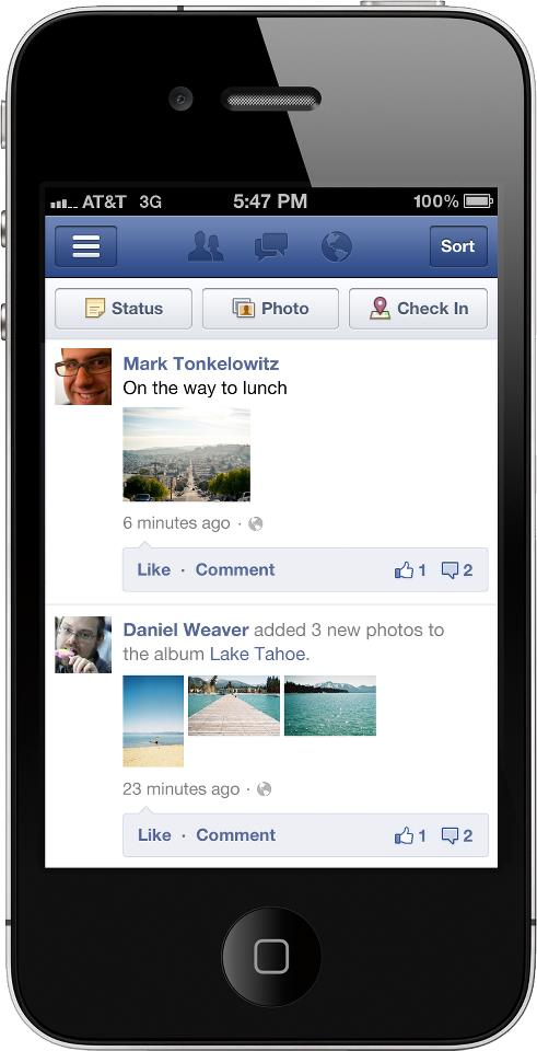 Facebook: See If Your Friends Are Online on Your Mobile or Web