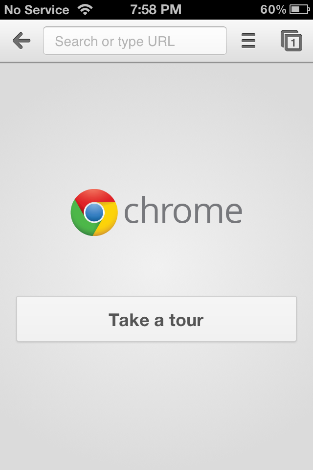 Download Google Chrome for your iPhone and iPad