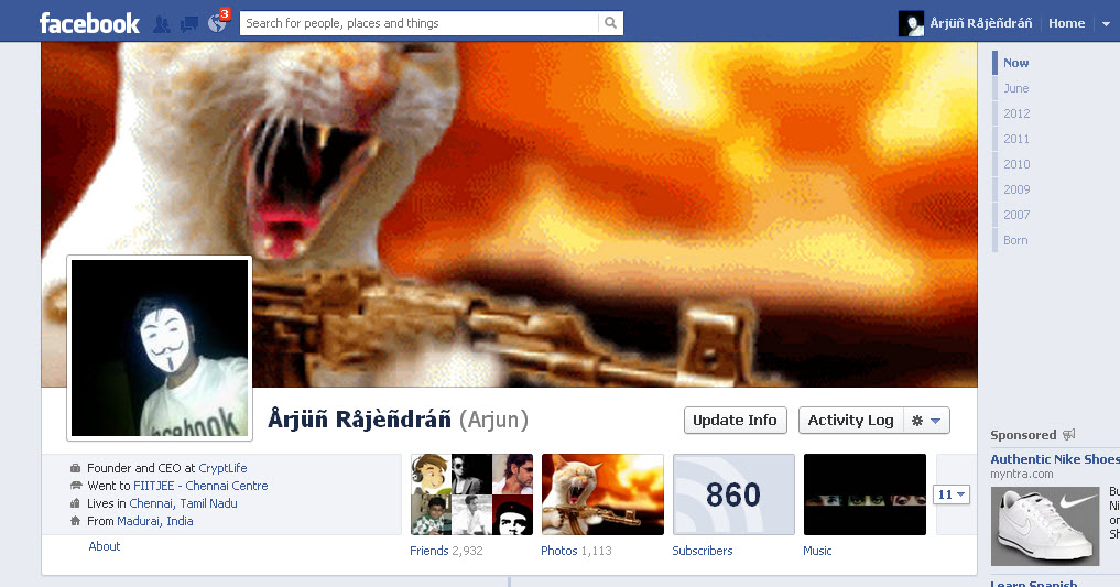 Insert animated pictures on facebook cover photo and life event animated cover picture timeline negle Image collections