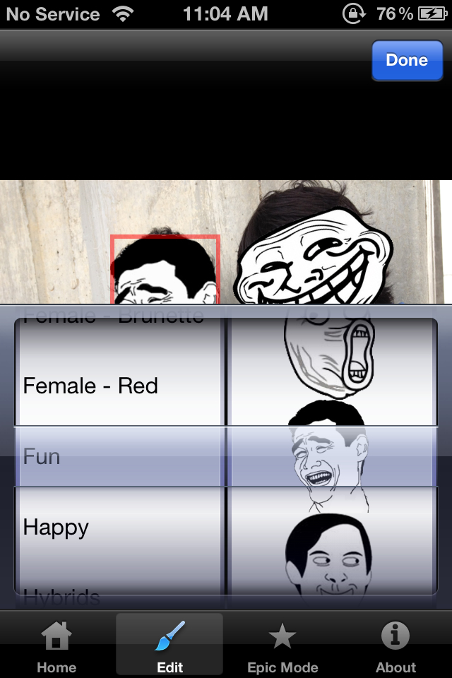 Choose Rage Face Trollolol