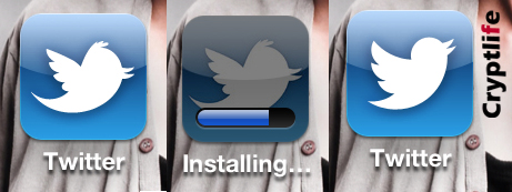 Twitter bird change update