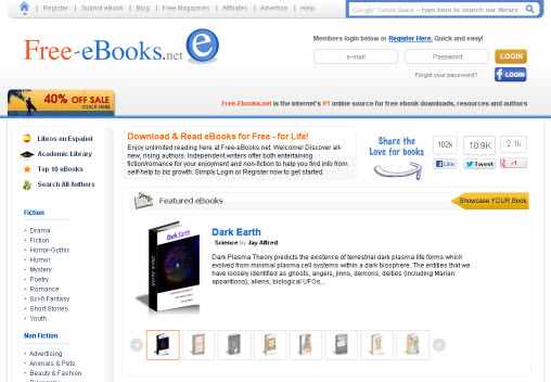 10 best online stores to download free ebooks crypt life free ebooks fandeluxe Document