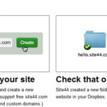 Host a website on Dropbox Overall steps