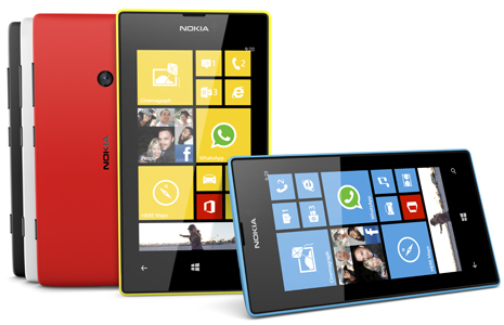 Nokia Lumia 520 on EBay