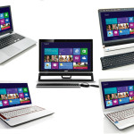 Windows 8 Laptops and Ultrabooks