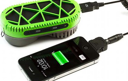 Charge Mobile Phone with Water