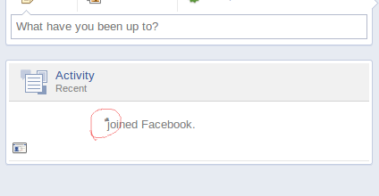 how to use special characters in facebook name