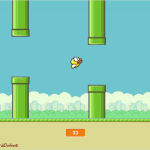 Play Flappy Bird without Android