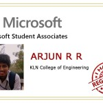 Profile picture for Microsoft Student Partner