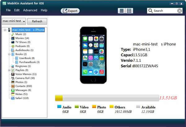 Sync Music From iPhone to iTunes