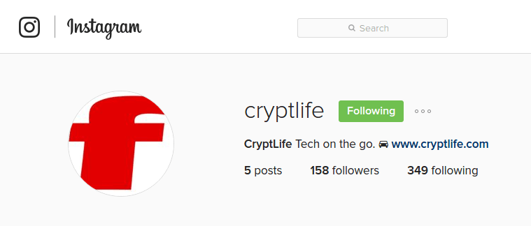 How To: View Full Size Instagram Profile Photo [Trick] - Crypt Life