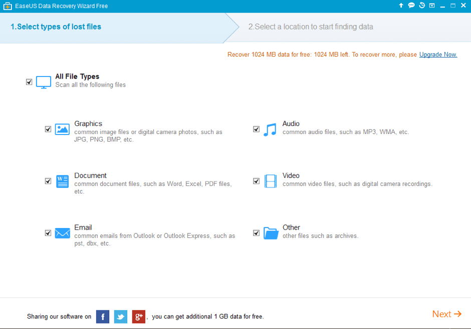 EaseUS Review Ultimate Data Recovery